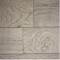 Engineered Hardwood Flooring - White Grey