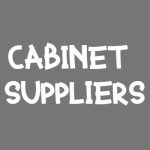 Cabinet Suppliers