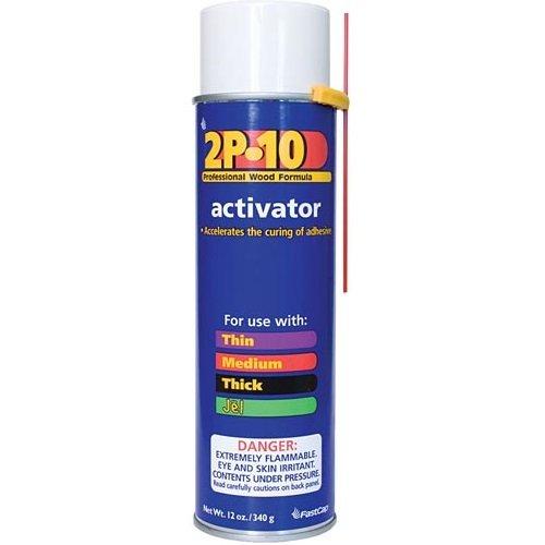 2P-10 Professional Wood Formula Activator 12oz