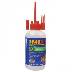 2P-10 Professional Wood Formula Adhesive Jel 10oz