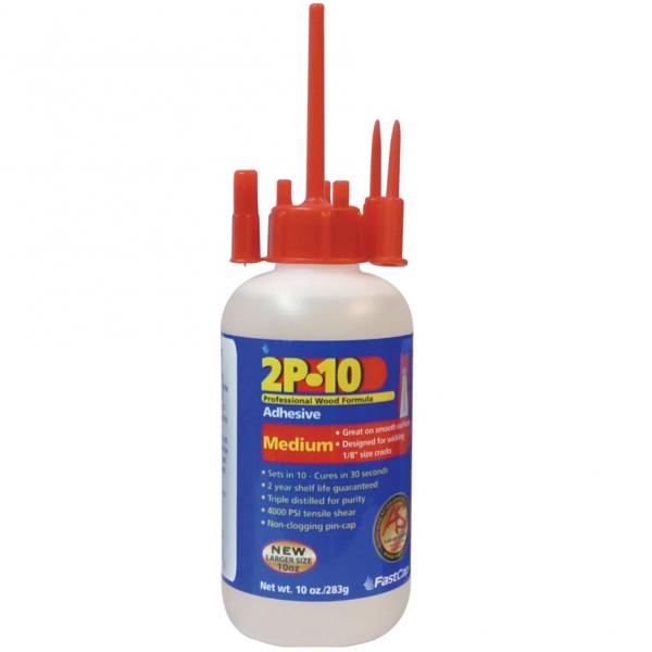 2P-10 Professional Wood Formula Adhesive Medium 10oz