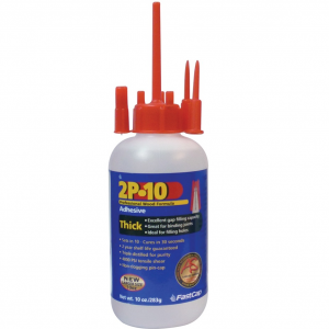 2P-10 Professional Wood Formula Adhesive Thick 10oz