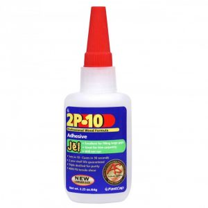 2P-10 Professional Wood Formula Adhesive Jel 2.25oz