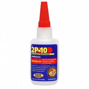 2P-10 Professional Wood Formula Adhesive Medium 2.25oz