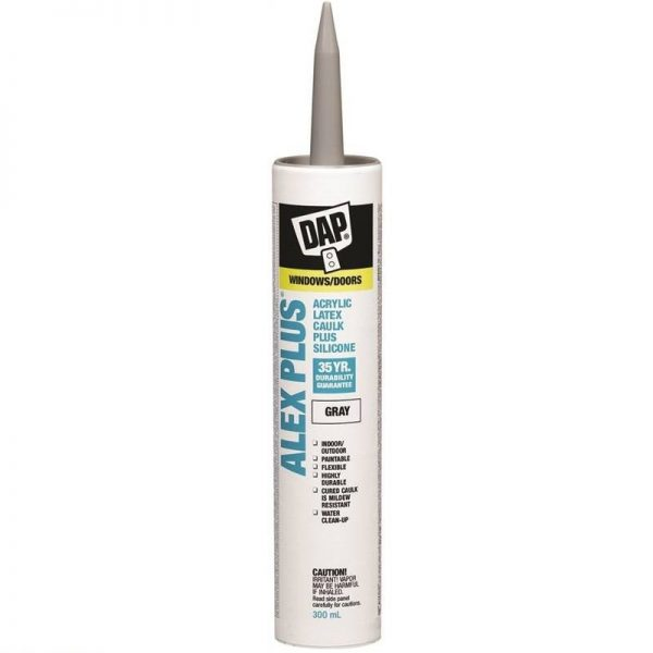 Dap Alex Plus Acrylic Grey 300mL