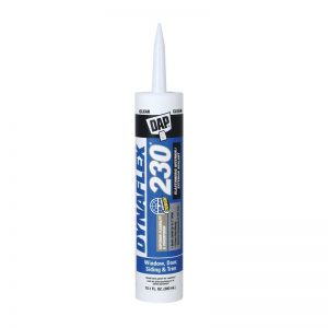 Dap Dynaflex 230 Sealant Clear 300mL