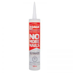 LePage No More Nails Ultimate Clear