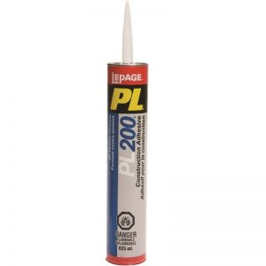 LePage PL200 Panel/Construction Adhesive 825mL